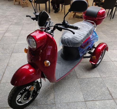 Tricicleta electrica trei roti Z-Tech ZT-63-B Trilux 3.0, 60V, 20Ah