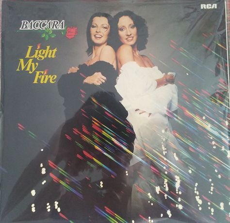 Пластинка Baccara Light My Fire