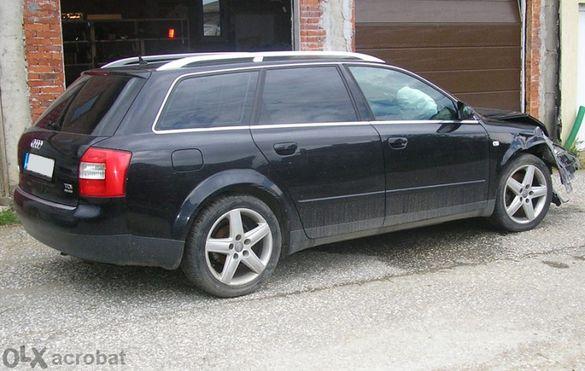 Продавам Audi A4 (b6) Avant Quattro, 2,5 Tdi, 180 Hp, 2003 година, на