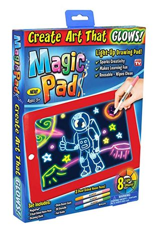Промоция!!! Magic Sketch Pad - фантазийте на вашето дете оживяват