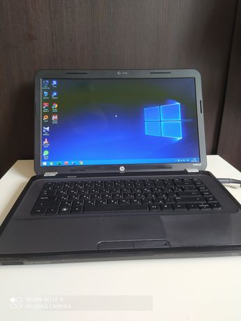 Срочно ноутбук hp pavilion g6