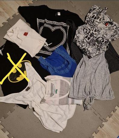 Лот дрехи - потници, тениска