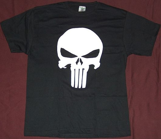 Tricou The Punisher,toate marimile