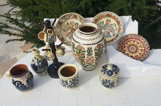 Vase ceramică Corund