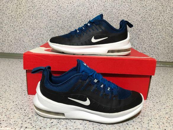 ОРИГИНАЛНИ *** Nike Air Max Axis / Blue Black White
