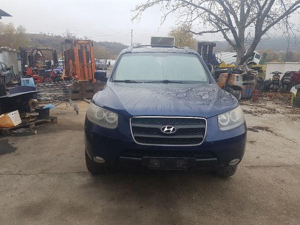 Hyundai Santa Fe-2.2дизел/150к.с./06г-на части