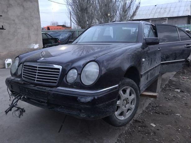 Mercedes Benz W210 по запчастям. Могу отправить в регионы! В г.Жаркент