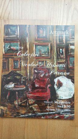 Catalog Artmark- Nr.41;Licitatia din 16 noiembrie 2011.