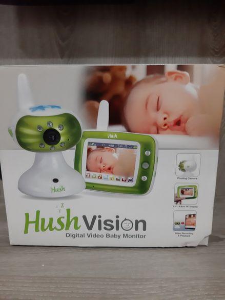 Видео бебефон Hush Vision