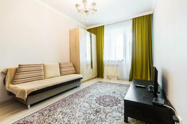 Посуточно чистая 1 комнатная квартира ЖК Времена года