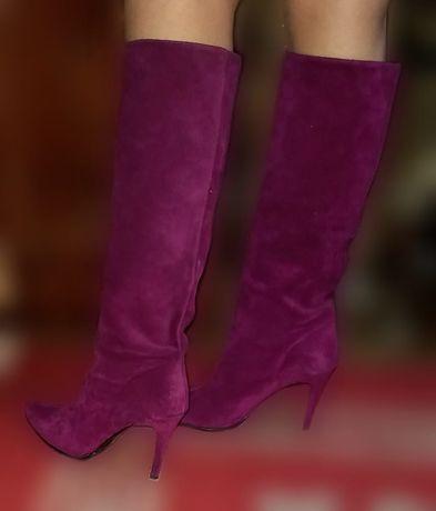 Женские каблуки-сапожки