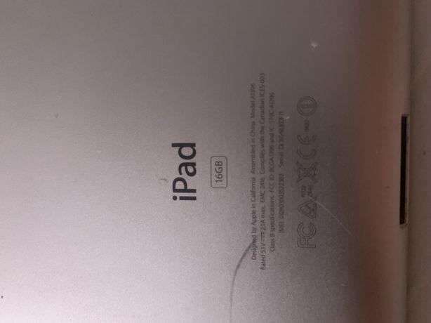 Ipad a1396 16gb wifi + 3g