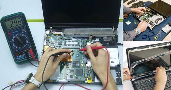 Професионално поддръжка и ремонт на Лаптопи ,Смартфони и Таблети