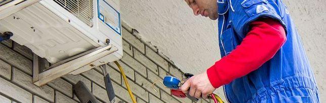 Установка кондиционеров, ремонт, техобслуживание