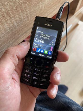 Nokia X2-02 Идеальное Решение Для Двух Сим-Карт Без Обмена