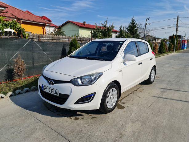 Hyundai i20 1.2 86 CP GPL 2013