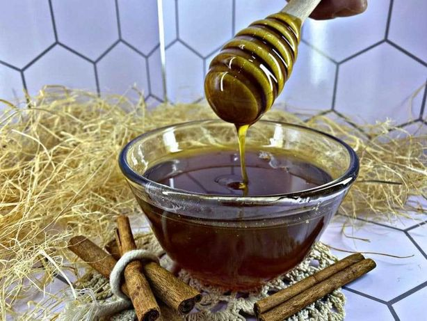 Тара в подарок! Мёд оптом пр-во Казахстан