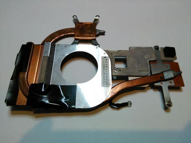 Охлаждение для ноутбуков Asus серии f (f8, f3 и др.)