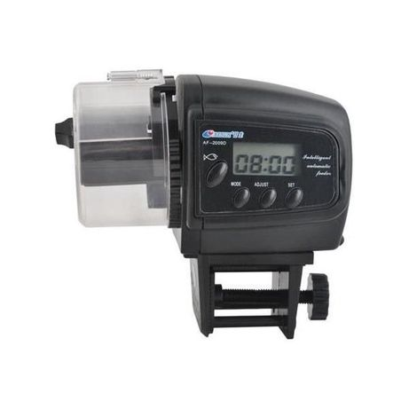 Hranitor automat Acvariu cu afisaj LCD Iso Trade