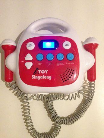 microfon pentru copii digital