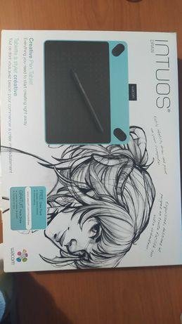 Продам: Графический планшет Wacom intuis DRAW CTL-490