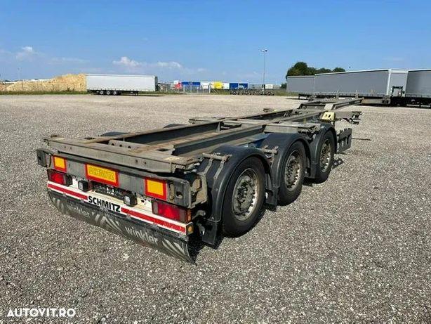 Schmitz Cargobull SCF24 Container Chassis SLIDER