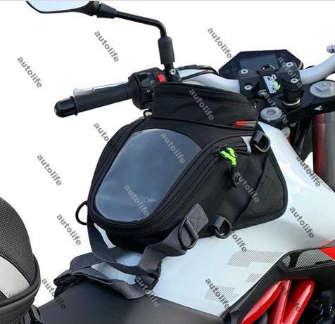 Магнитна чанта, раница за резервоар на мотор, скутер, АТВ
