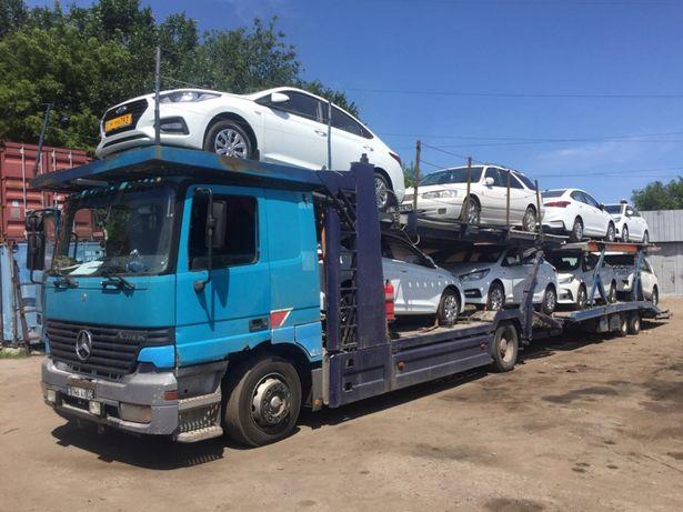 Услуги автовоза по Республике Казахстан