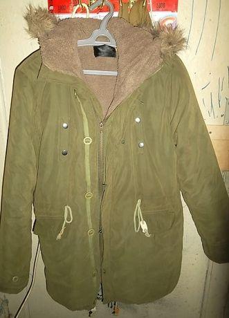 куртка пальто подростковое