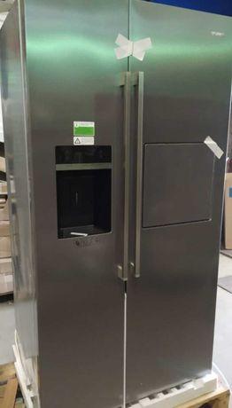 Холодильник side by side smeg новый