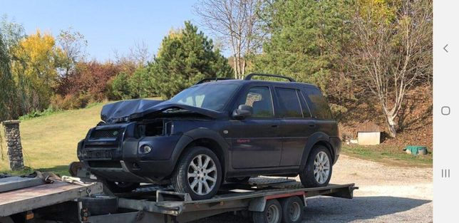 Dezmembrez Land Rover Freelander 1 facelift TD4 manual 4x4