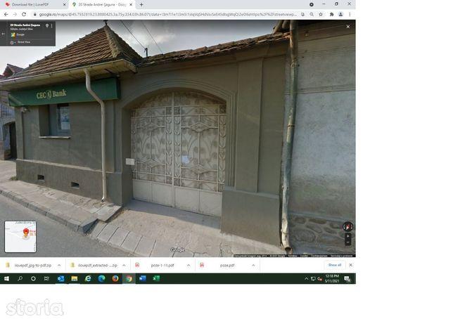Casa in Saliste - jud. Sibiu - licitatie 16.07.2021