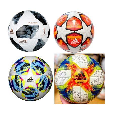 Футбольный мяч Adidas Madrid Conext Telstar Новый- Bestsport.kz в Нур