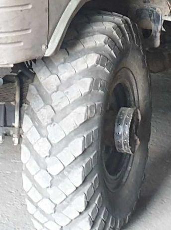 Продам комплект колёс на Газ 66