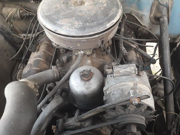 Гоз 53 сатылады мотор кап ремонт жасалды бирак картерге су кетип калды