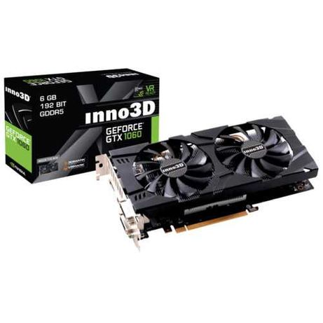 Видеокарта INNO3d nVidia GeForce GTX 1060 6Gb