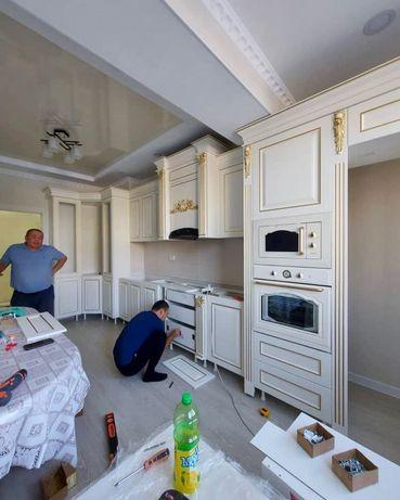 Мы СЛОМАЕМ цены всех. Мебель на заказ. Кухонный гарнитур. Кухня. Шкафы