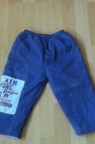 pantaloni matlasati bebe 12-18 luni