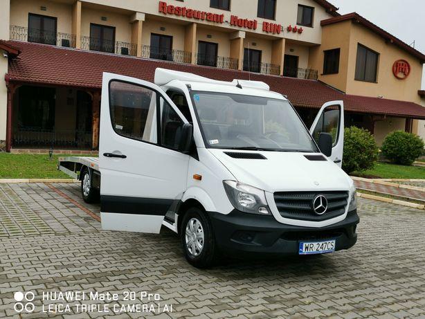 Autoplatforma Platforma Sprinter 313 316 318 319 iveco ducato Master