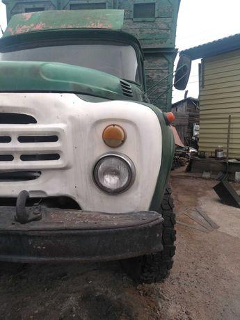 Зил 130 Сельхозник бортовой фургон