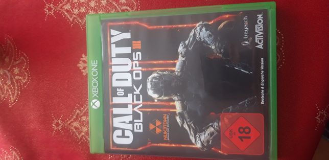 Joc Call of Duty Black Ops 3 xbox one