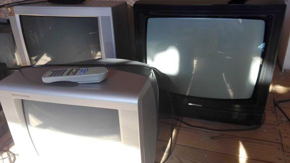 Телевизори работещи с дистанционно