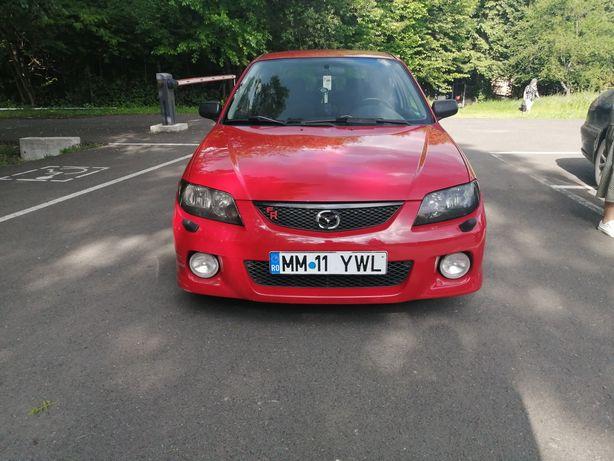 Mazda 323 F înmatriculată