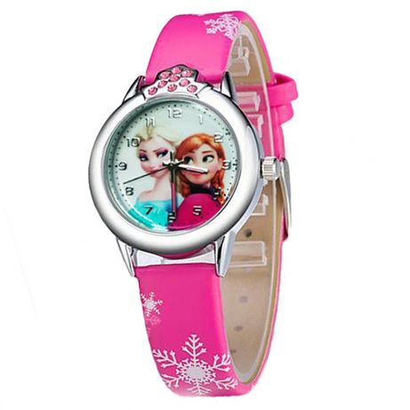 Ceas copii fete Elsa Frozen