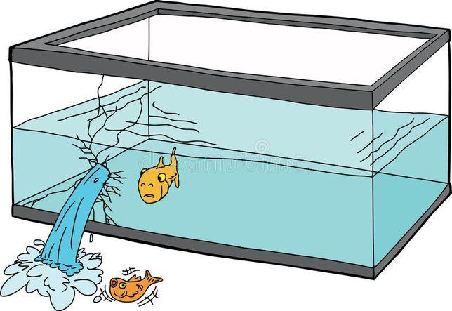 Ремонт аквариума