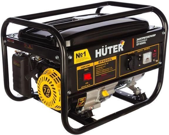 генераторы марки HUTER и EUROLUX