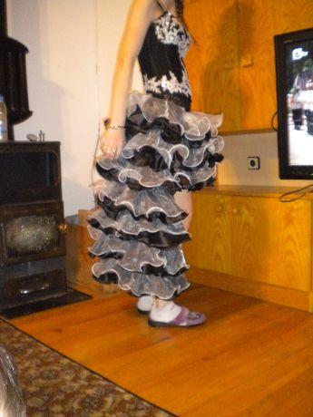 намалям до неделя 45лв нова бутикова абитуриентска рокля