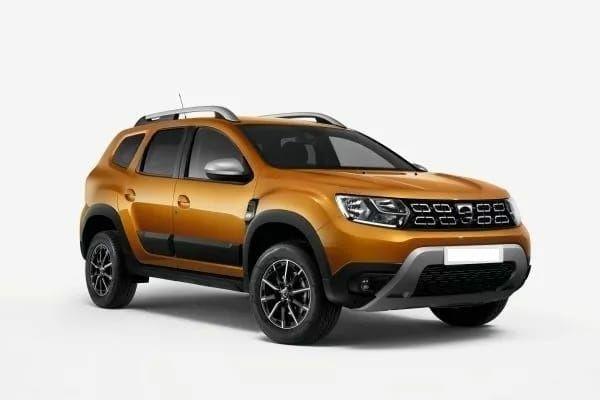 Bandouri  Dacia Duster ornamente usi aripi 2018 2020 set nou OEM