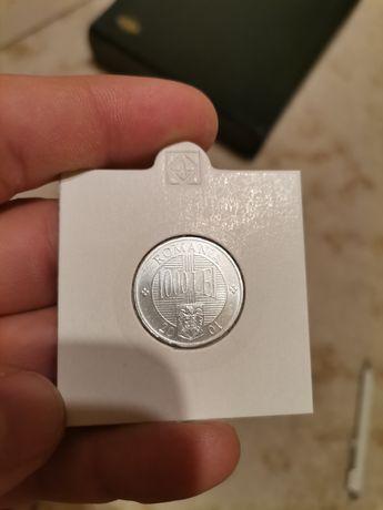 Moneda 1000 lei 2001