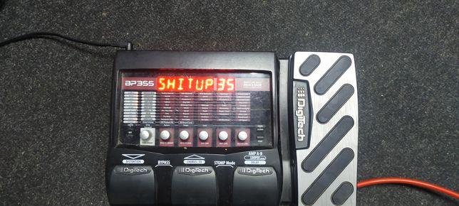 Процессор для бас гитары Digitech rp355
